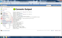 Downstream project console output..jpg