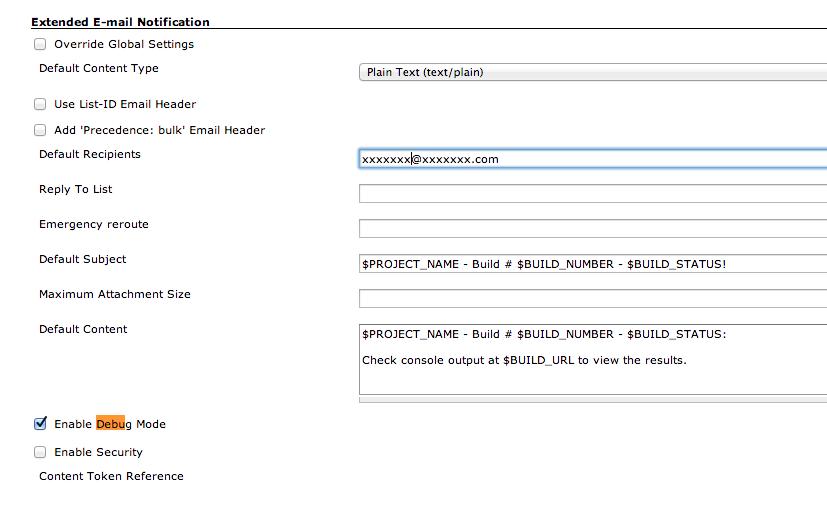JENKINS-16163] NullPointerException when sending post build