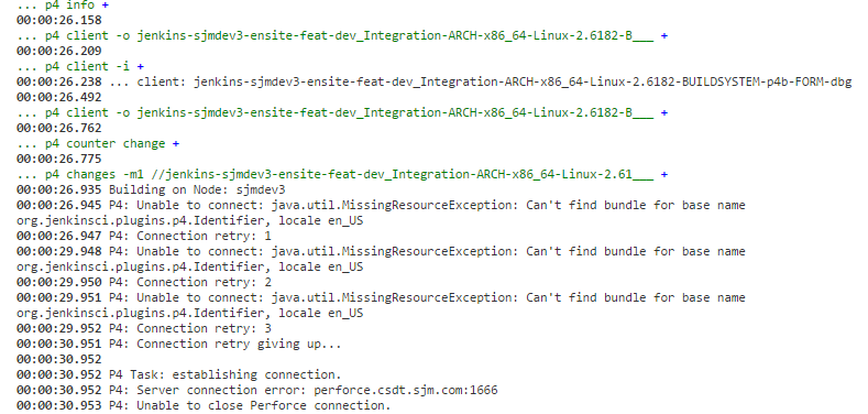 JENKINS-29703] Jenkins unable to sync workspace - Jenkins JIRA