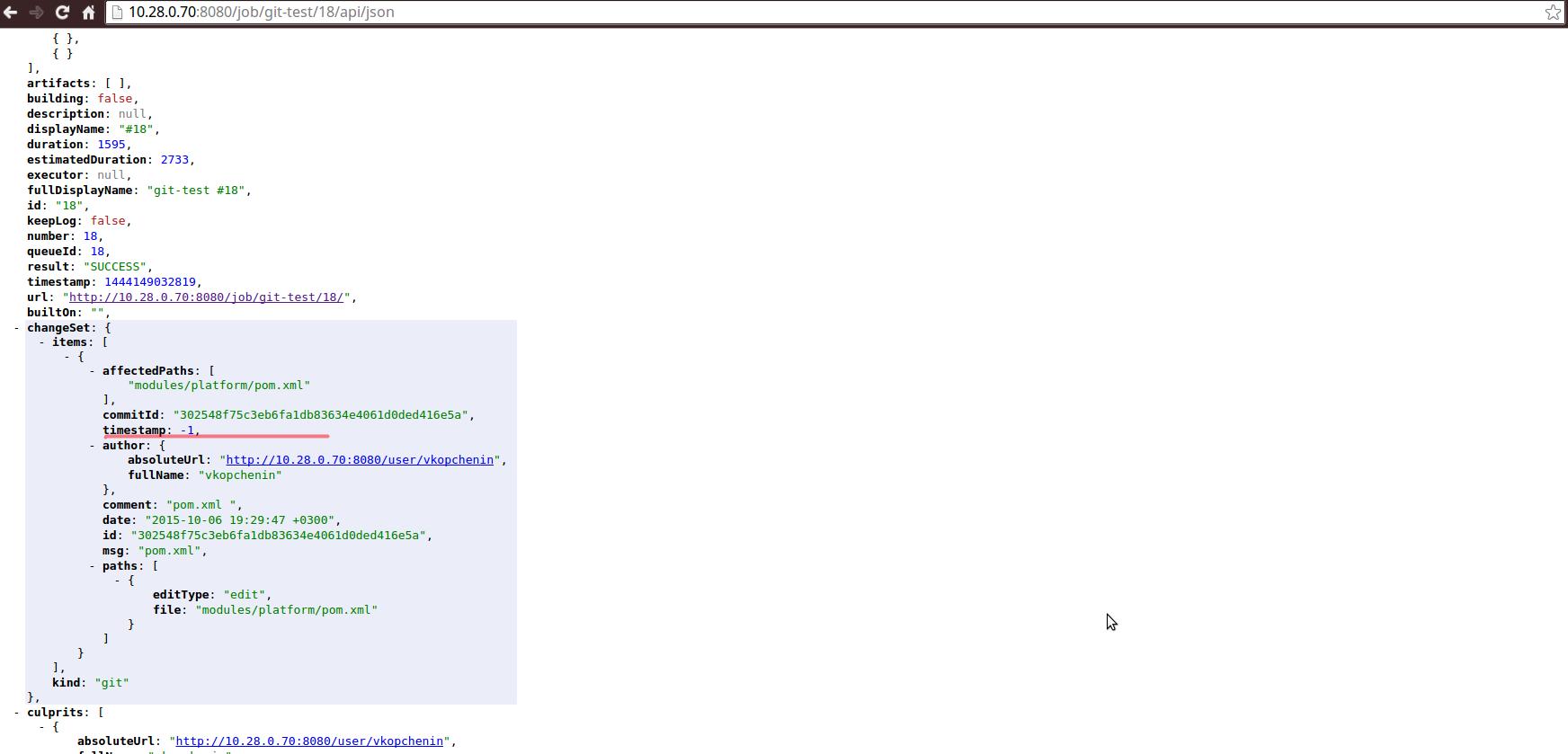 JENKINS-30073] git-client changelog timestamp is wrong