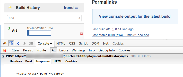 JENKINS-31487] Job status not updated in web UI during build