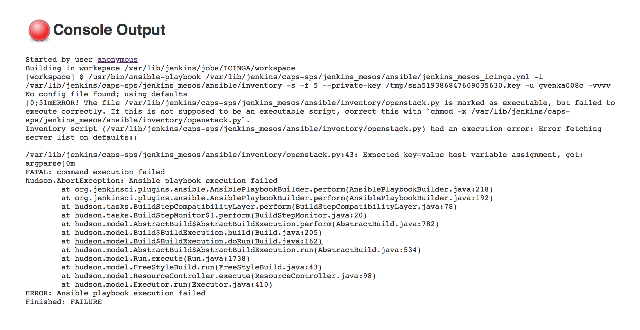JENKINS-33787] openstack py dynamic inventory - Jenkins JIRA