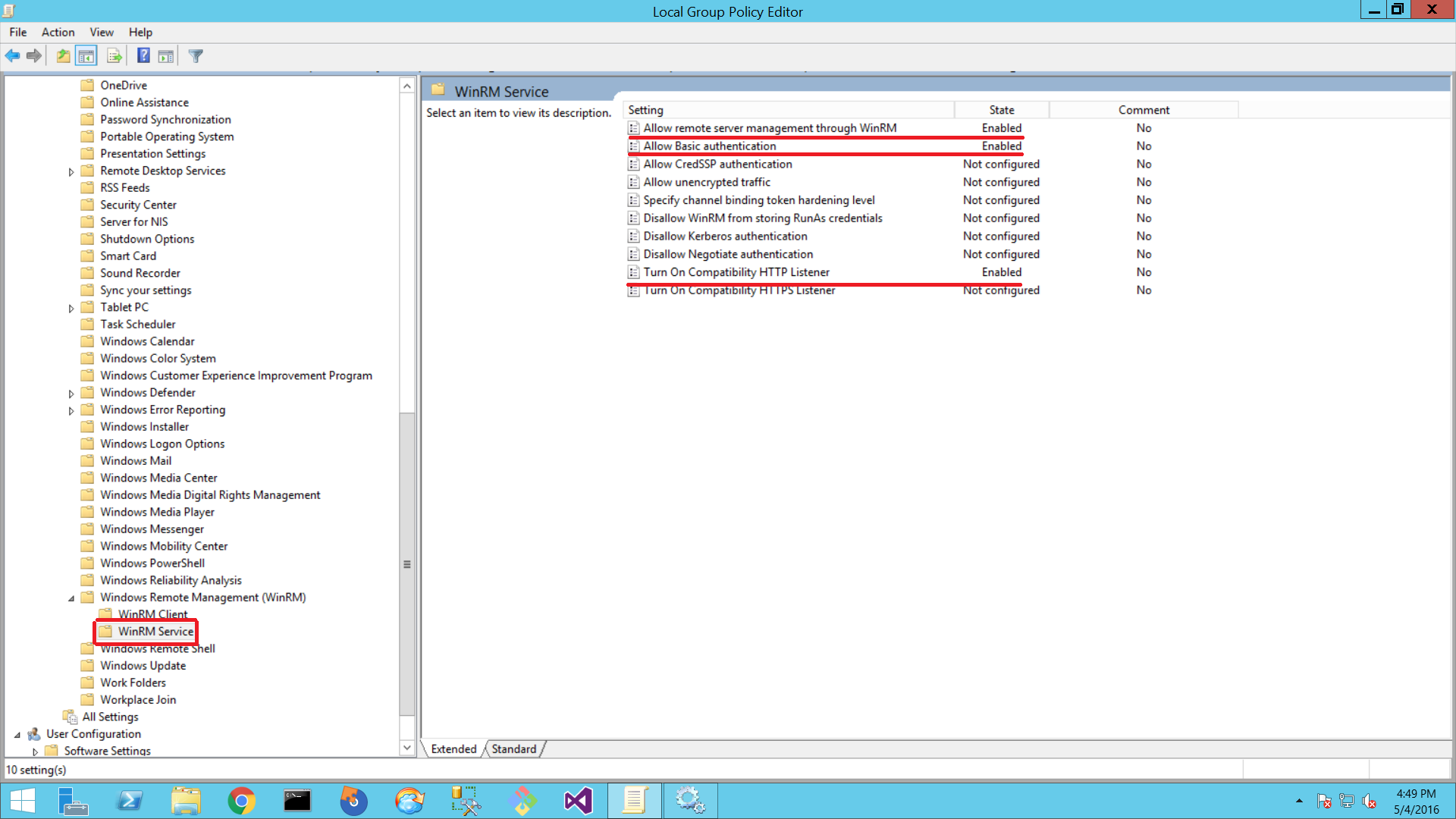 JENKINS-34610] Windows AMI in endless loop - Jenkins JIRA