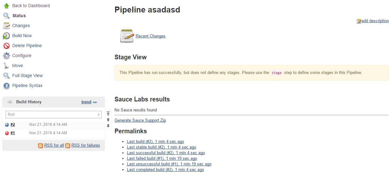JENKINS-37634] Generate Sauce Support Zip fails in Pipeline