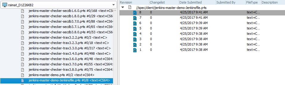 JENKINS-42076] Manual workspace root reset on every sync - Jenkins JIRA