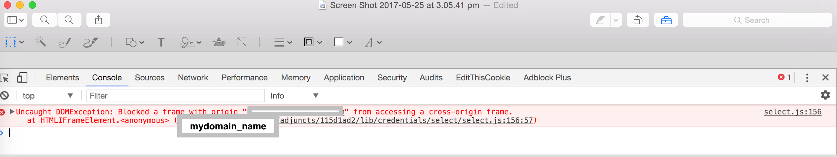 JENKINS-41167] credential is not saving the credentials (iframe