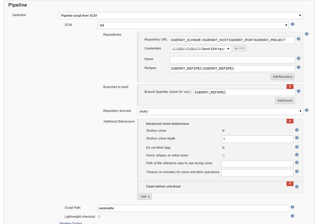 JENKINS-38046] Gerrit Trigger Plugin Should be a Source for