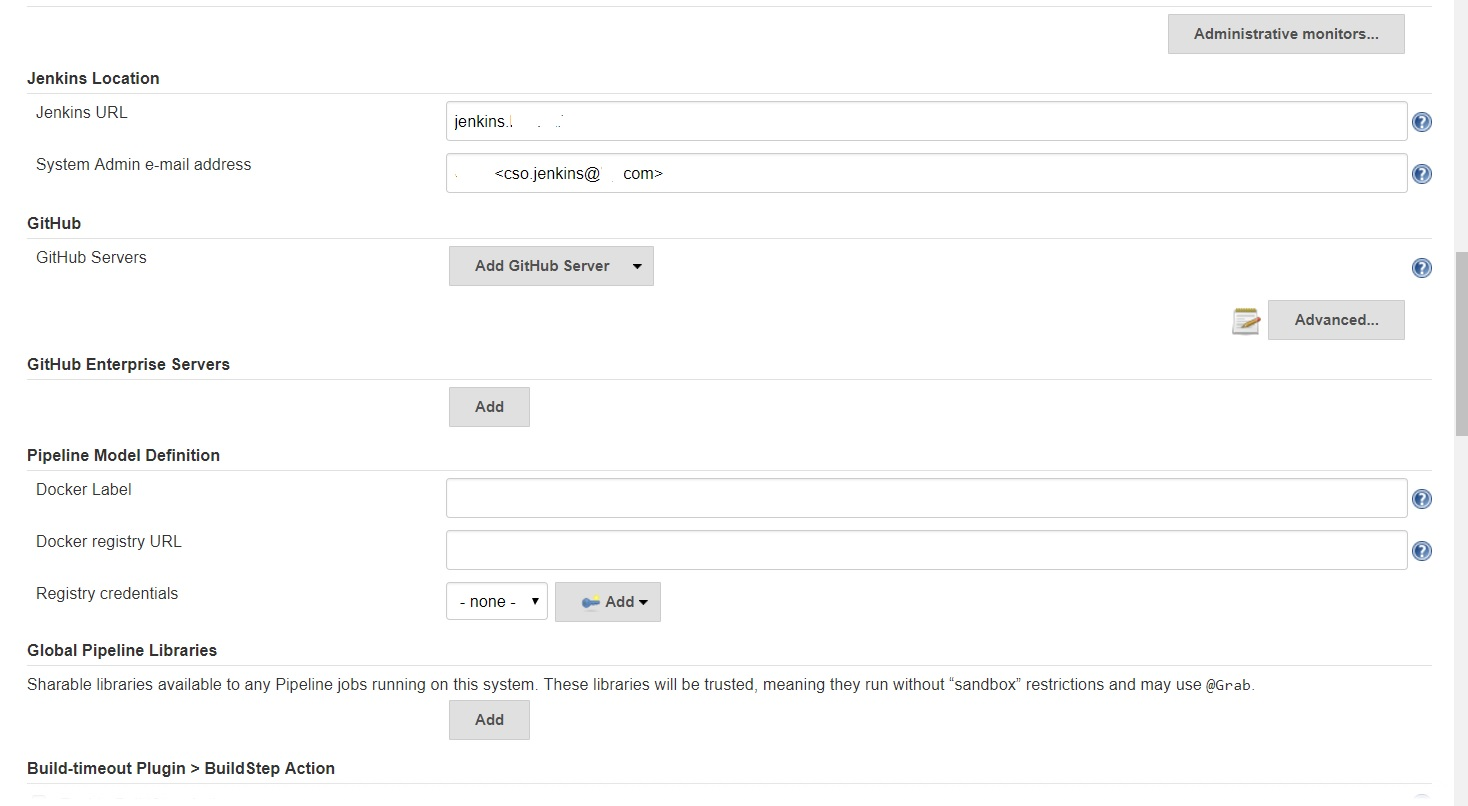 JENKINS-45896] Malformed GitHub Plugin configuration (no protocol