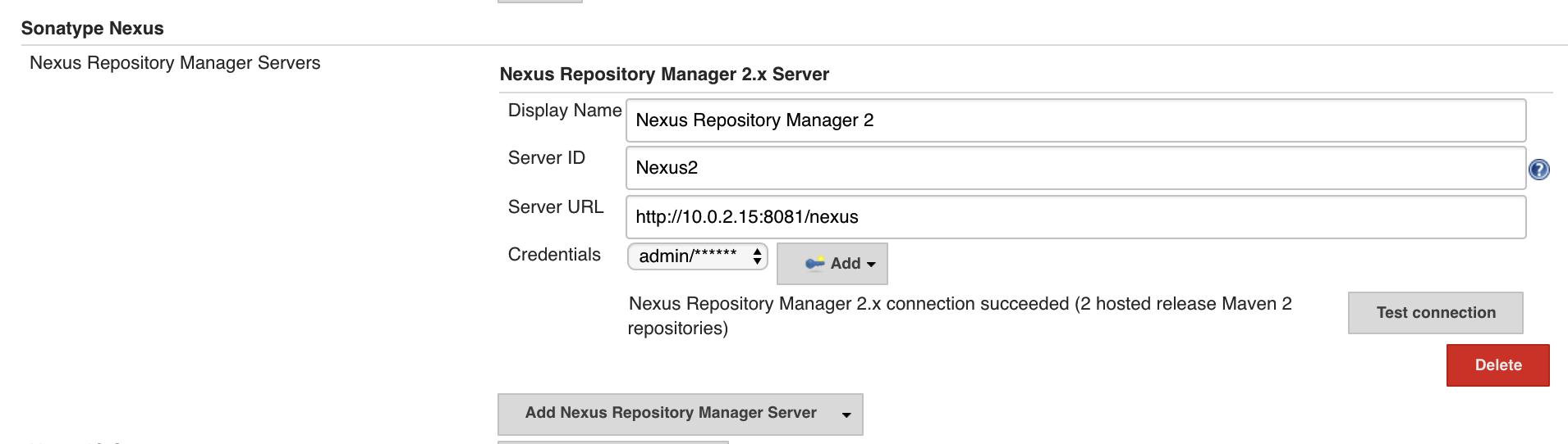 JENKINS-46136] Nexus Platform plugin fail to connect to the