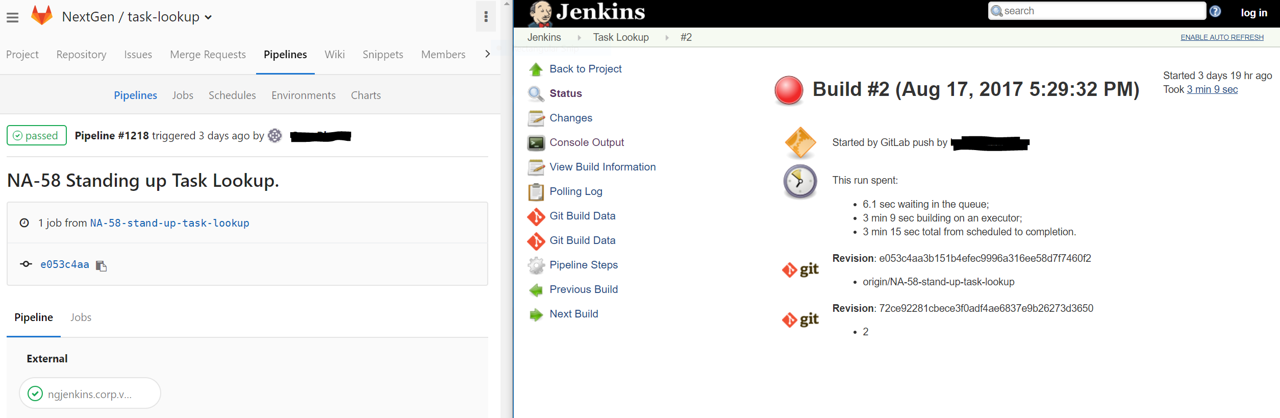JENKINS-46325] Should we use result or currentResult? - Jenkins JIRA