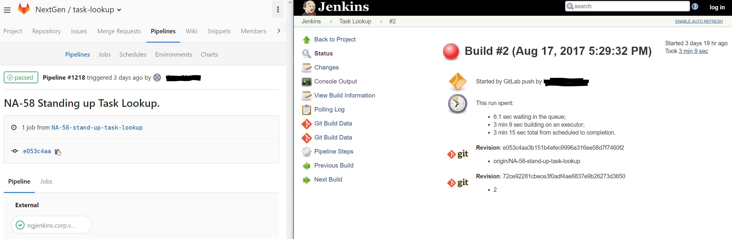 JENKINS-46325] Should we use result or currentResult? - Jenkins JIRA