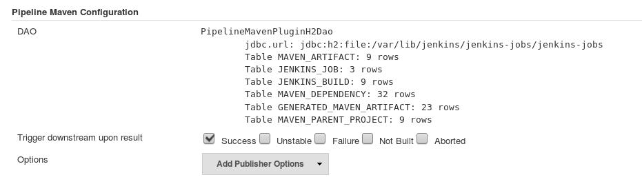 JENKINS-48857] pipeline-maven-plugin cannot open jdbc:h2:file:/var
