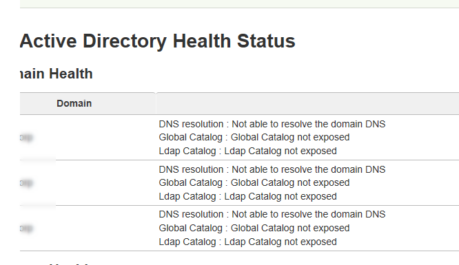 JENKINS-49146] Active Directory Plugin Reports Invalid Domain