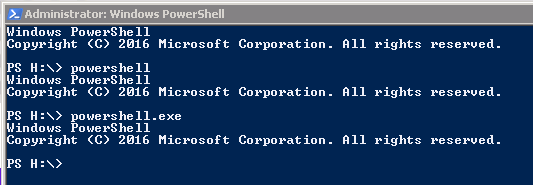 JENKINS-49723] Powershell execution within GIT Multibranch pipeline