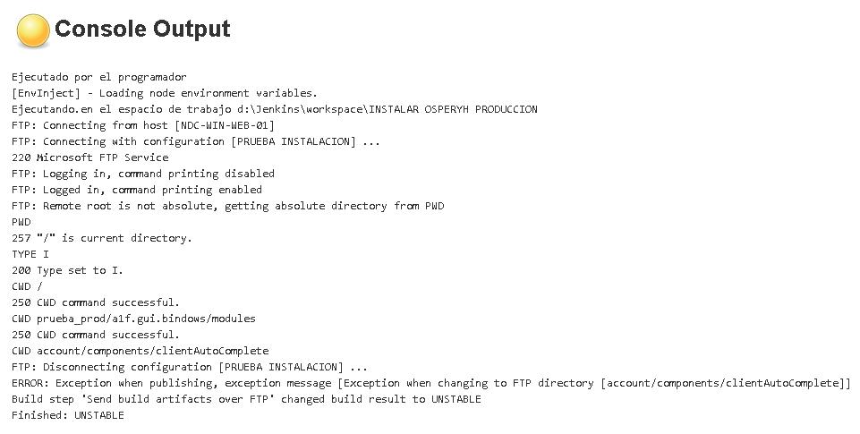 JENKINS-51001] Publish over ftp didn't create folders on - Jenkins JIRA