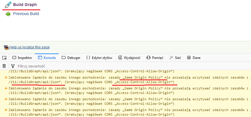 JENKINS-51861] Missing CORS header Access-Control-Allow-Origin