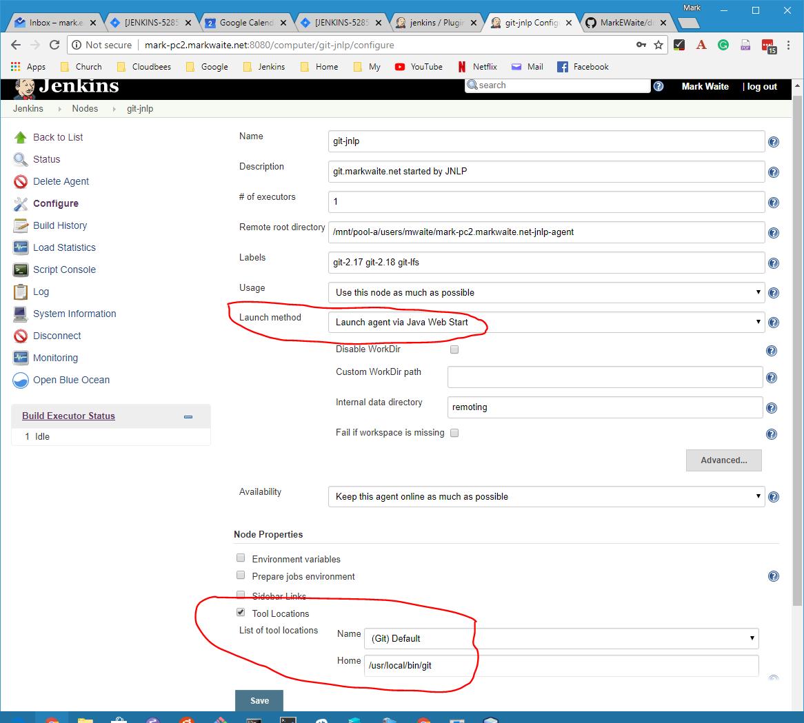 JENKINS-52857] Cannot find git-lfs when it is not installed