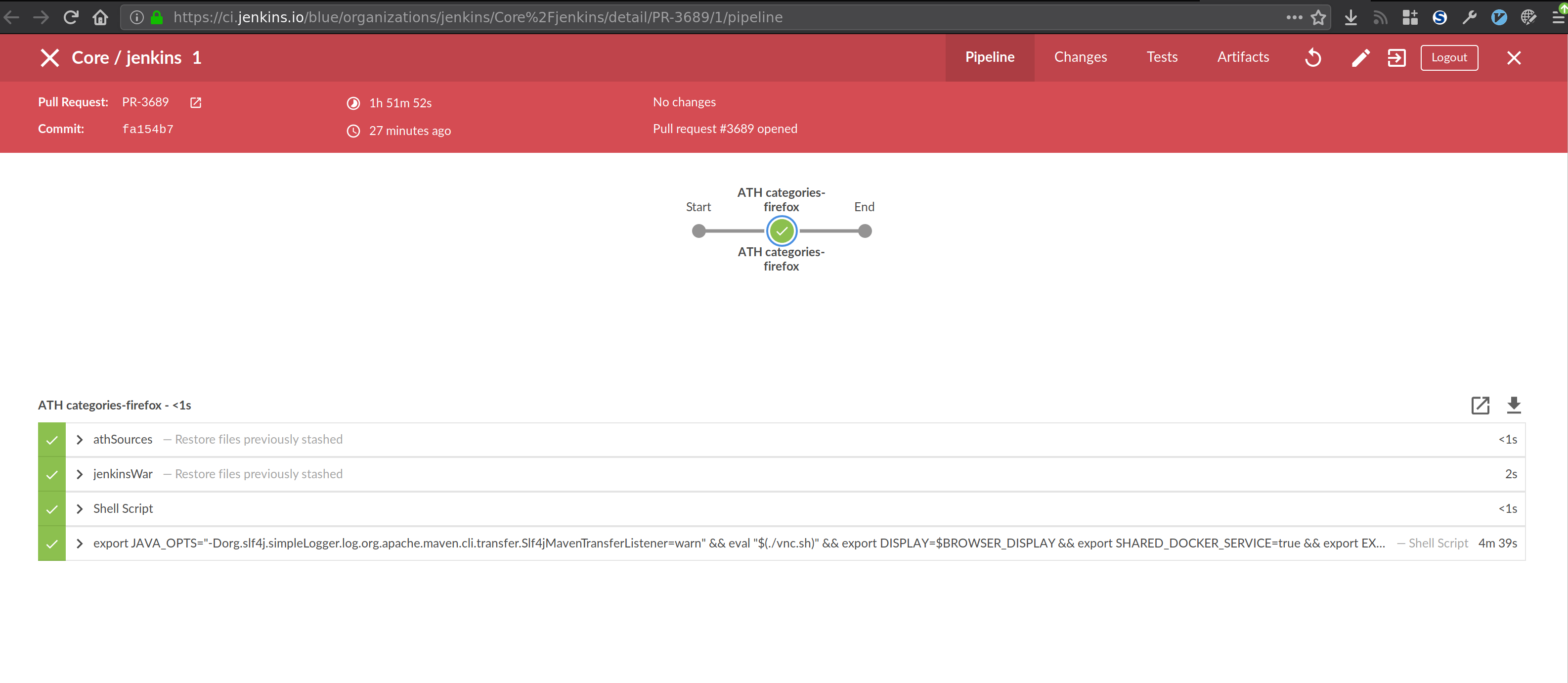 JENKINS-53990] Pipeline scheduling errors do not show up in Blue