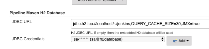 JENKINS-54026] Database maybe alredy in use