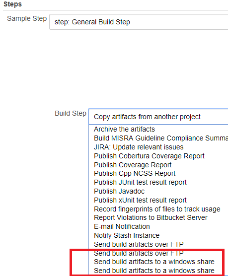 JENKINS-55034] Cannot publish over CIFS from artifact