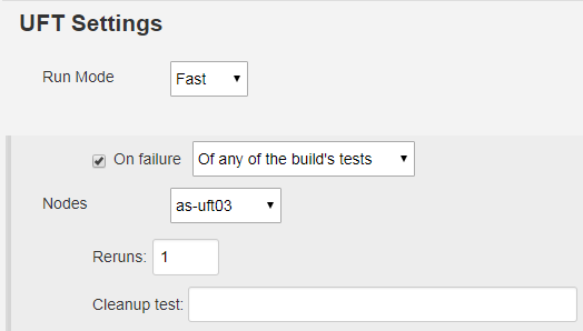 JENKINS-56599] 'On failure' rerun checkbox doesn't work with