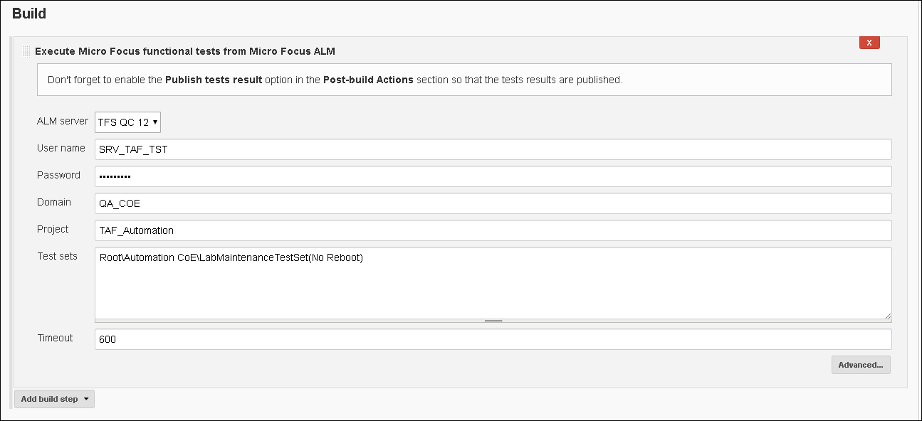 JENKINS-56750] Micro Focus Application Automation Tools