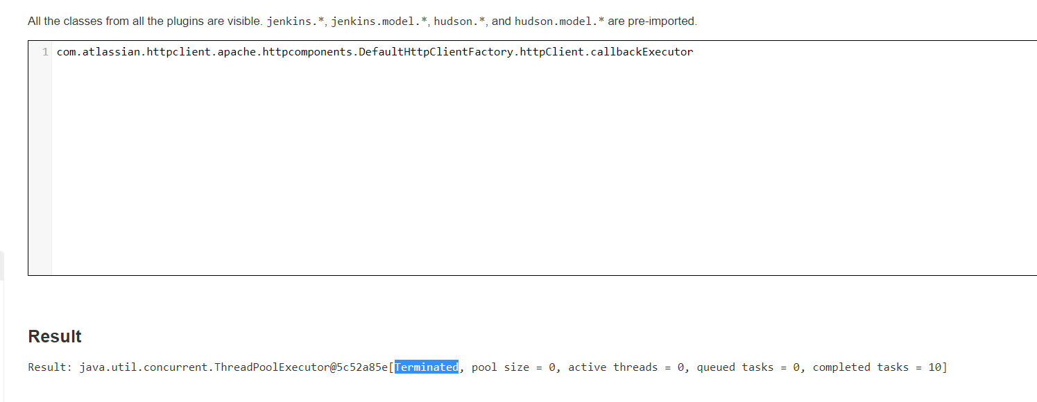 JENKINS-57004] Error with jira plugin: Request cannot be executed