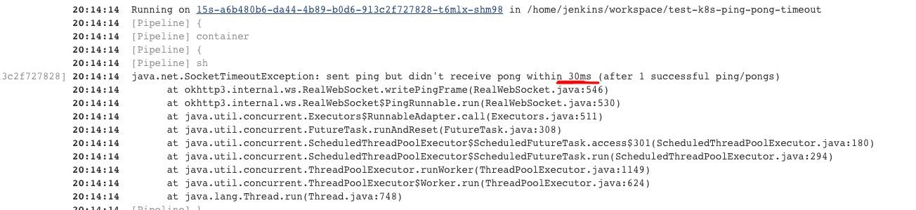 JENKINS-53532] Kubernetes java net SocketTimeoutException: timeout