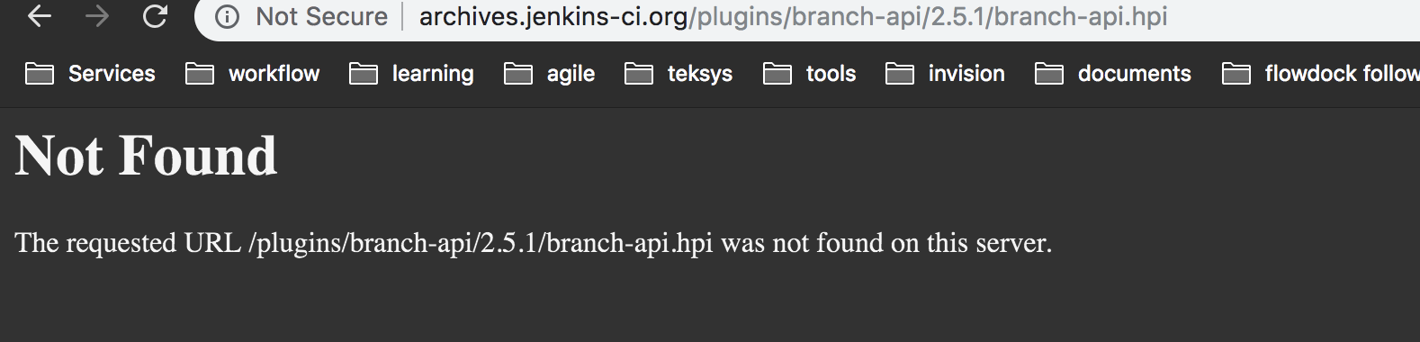 JENKINS-57259] Installation fails due to 404 in structs/1 19