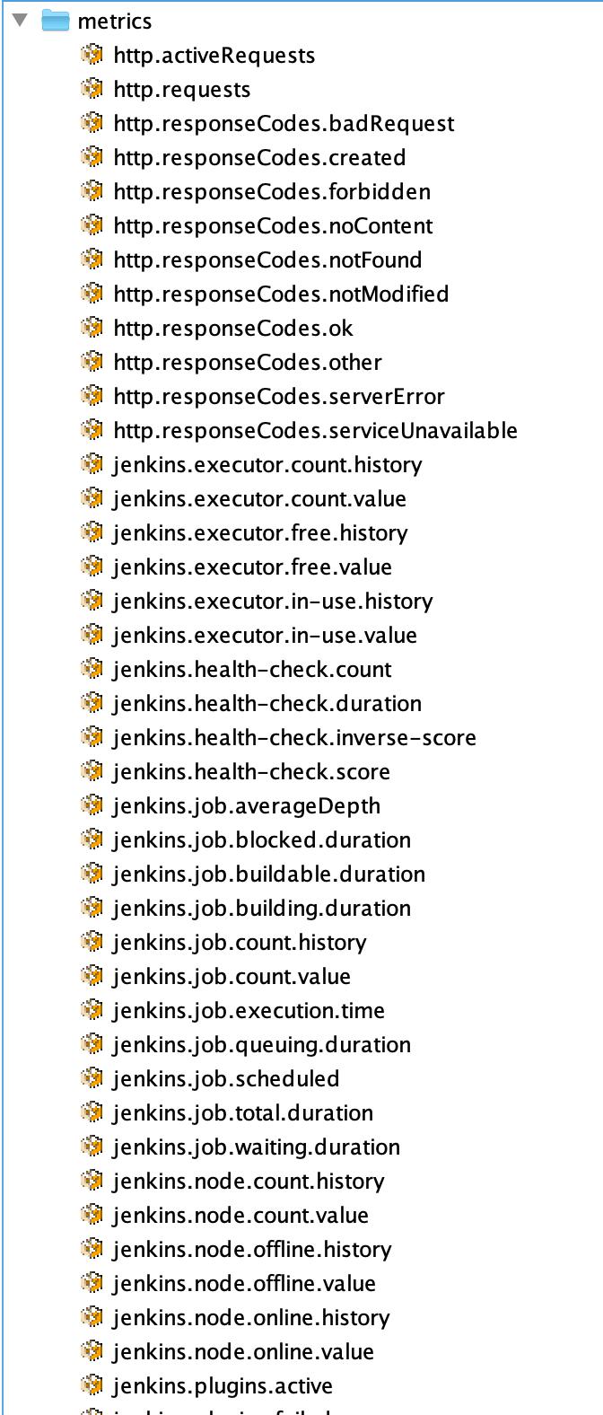 JENKINS-58169] JMX: Use hierarchical names - Jenkins JIRA