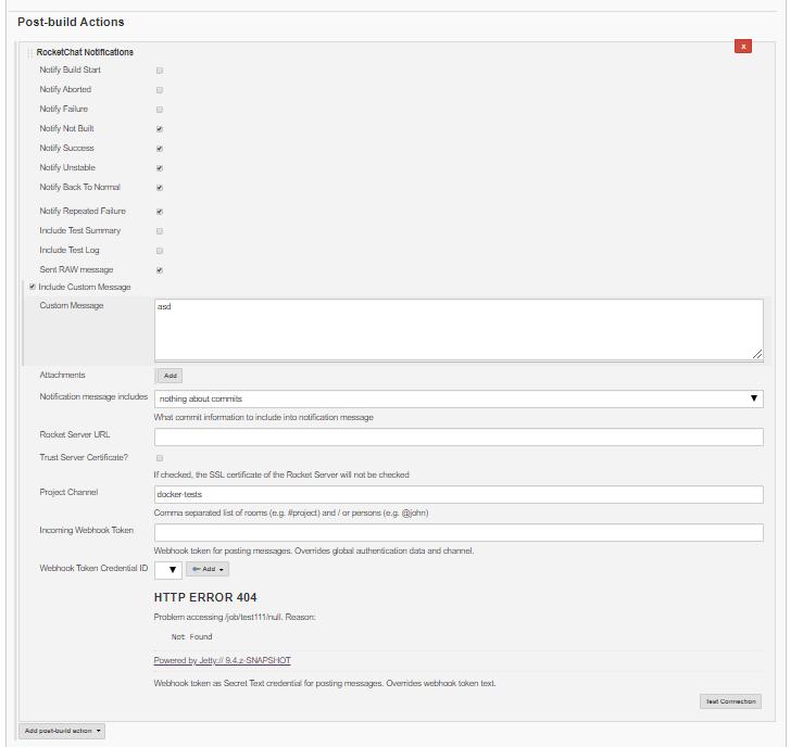JENKINS-59503] Plugin does not save settings - Jenkins JIRA
